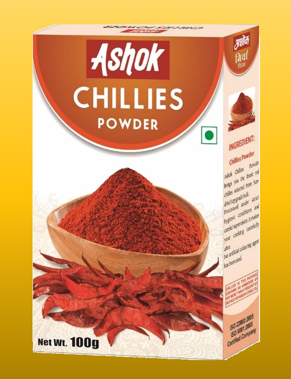 Chillies Powder Image
