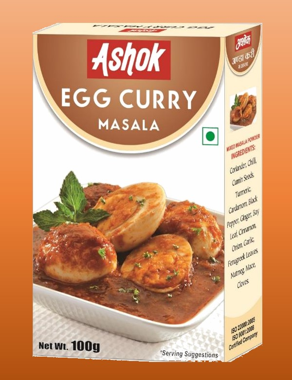 Egg Curry Masala Image