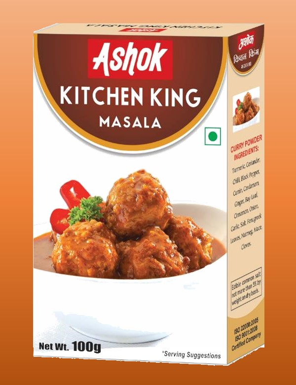 Kitchen King Masala Image