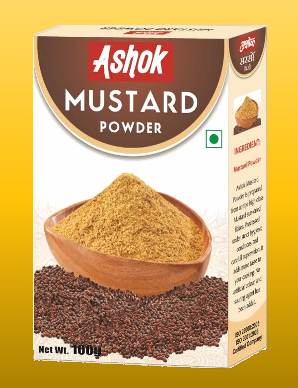 Mustard Powder Image