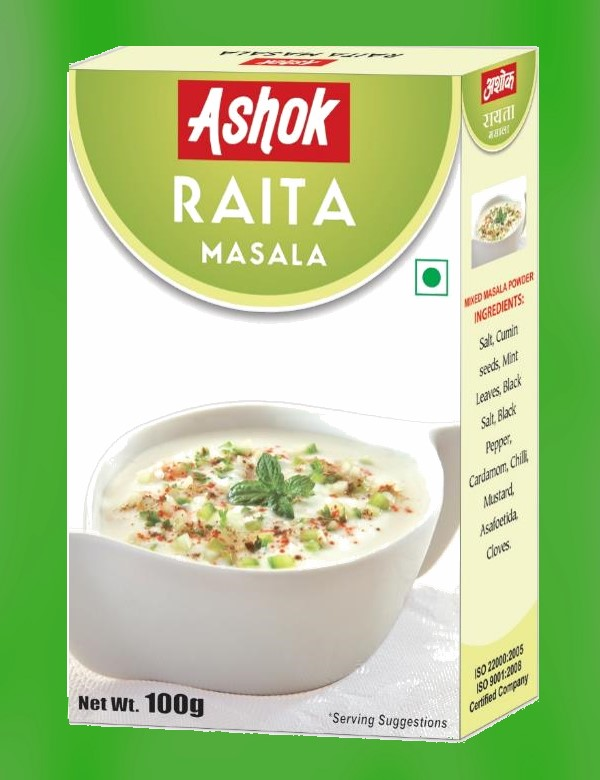 Raita Masala Image